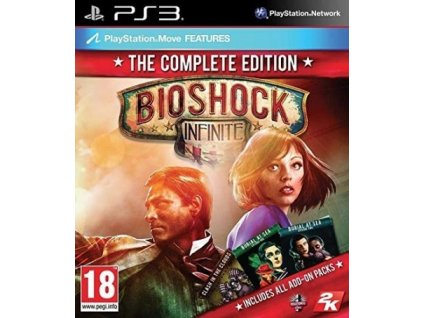 PS3 Bioshock Infinite The Complete Edition