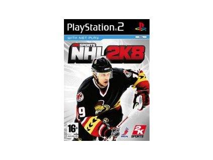 PS2 NHL 2K8