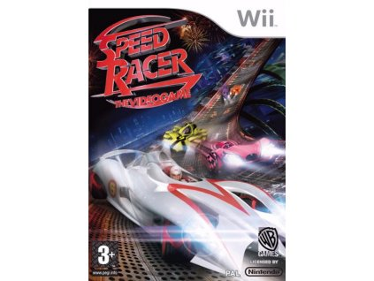 Wii Speed Racer The Video Game