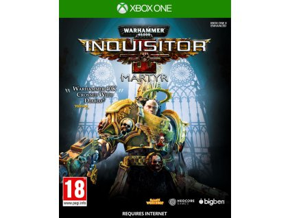 XONE Warhammer 40000 Inquisitor Martyr