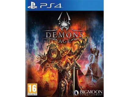 PS4 Demons Age