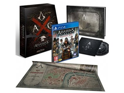 assassin s creed syndicate the rooks edition ps4 pal used