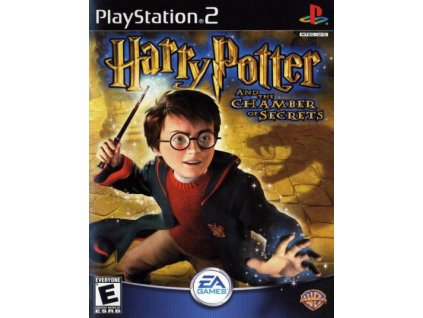 PS2 Harry Potter and the Chamber of Secrets