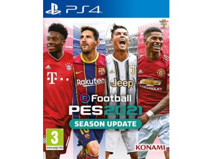 ps4 Pro Evolution Soccer 2021 Season Update
