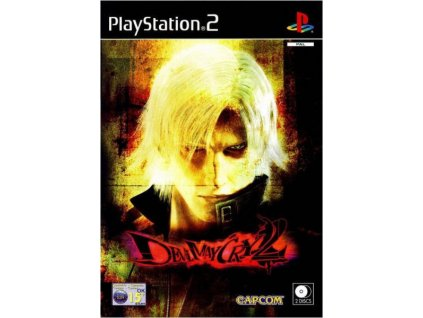 PS2 Devil May Cry 2