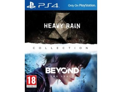 PS4 The Heavy Rain and Beyond Two Souls Collection CZ Nové