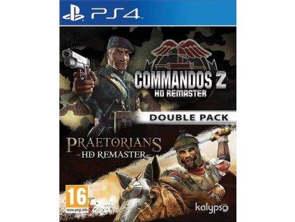 PS4 Commandos 2 and Praetorians HD Remaster