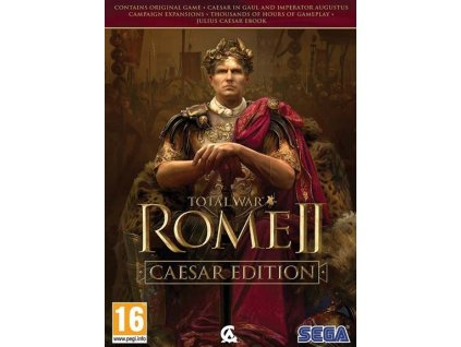 PC Total War Rome 2 Ceasar Edition