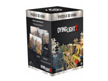 Puzzle Dying Light 2 City