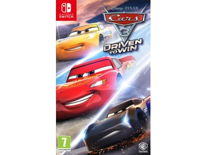 Switch Cars 3 Driven to Win
