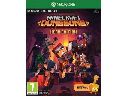 XONE Minecraft Dungeons Hero Edition