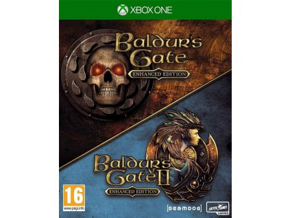 XONE Baldurs Gate Enhanced Edition Pack