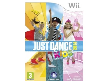 Wii Just Dance Kids 2014