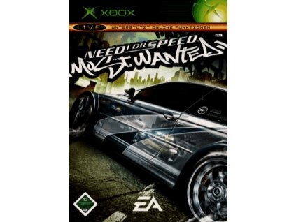 XBOX Need for Speed Most Wanted