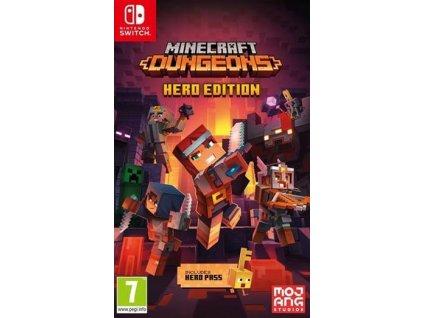 Switch Minecraft Dungeons Hero Edition