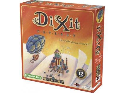 Společenská hra Dixit Odyssey