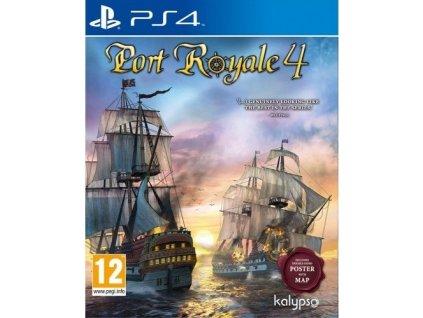 PS4 Port Royale 4