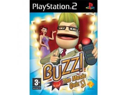 PS2 BUZZ! Hudební Kvíz CZ
