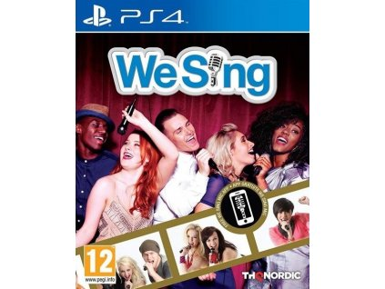 PS4 We Sing