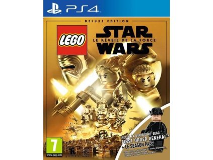 PS4 LEGO Star Wars The Force Awakens Deluxe Edition (General)