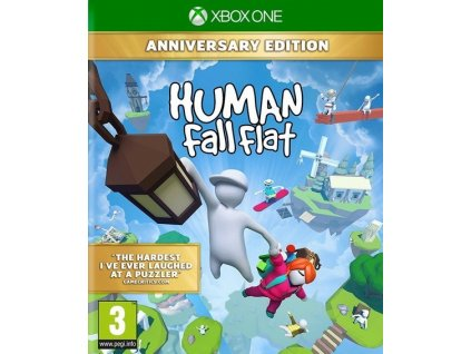 XONE Human Fall Flat Anniversary Edition