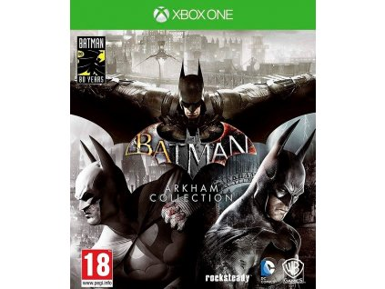 XONE Batman Arkham Collection
