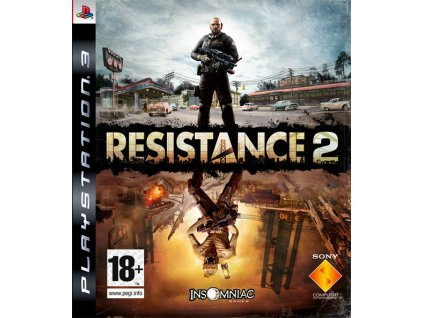 PS3 Resistance 2