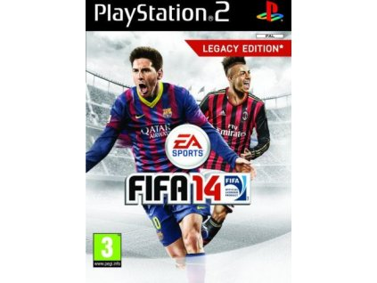 PS2 FIFA 14