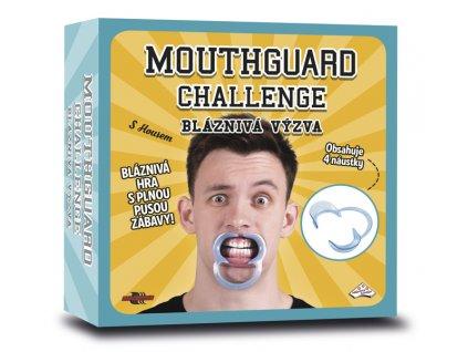 Společenská hra Mouthguard Challenge Bláznivá výzva