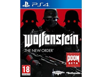 PS4 Wolfenstein The New Order