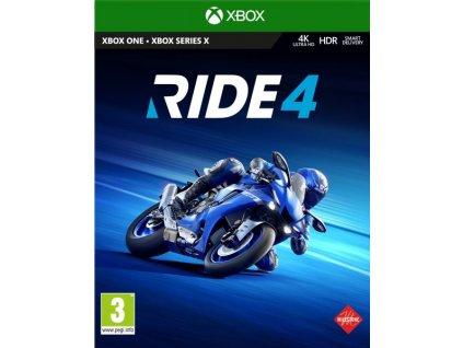 XONE/XSX Ride 4