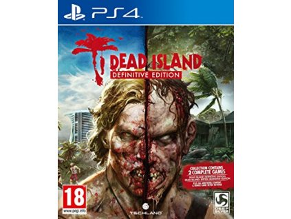 PS4 Dead Island Definitive Edition