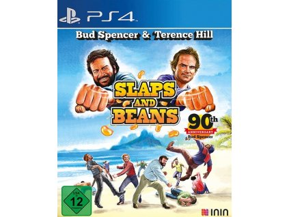 PS4 Bud Spencer and Terence Hill Slaps and Beans Anniversary Edition