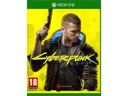 XONE Cyberpunk 2077 CZ