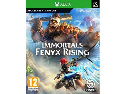XONE/XSX Immortals Fenix Rising CZ