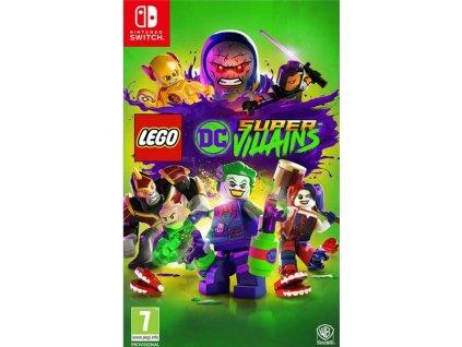 Switch Lego DC Super Villains