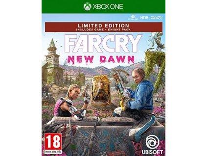 XONE Far Cry New Dawn Limited Edition