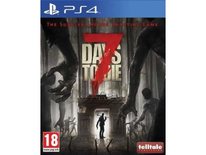 vyr 2937 Days to Die PS4