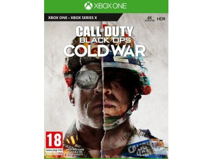 XONE/XSX Call of Duty Black Ops Cold War