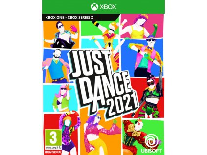 XONE/XSX Just Dance 2021