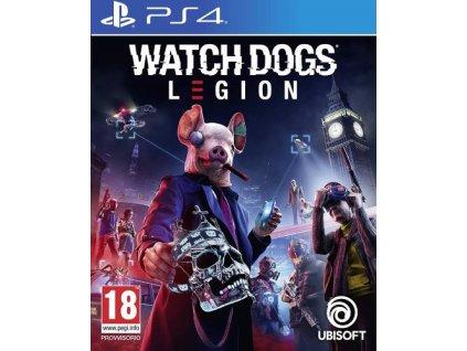 PS4 Watch Dogs Legion