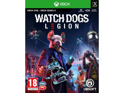 XONE/XSX Watch Dogs Legion