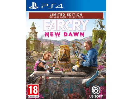 PS4 Far Cry New Dawn Limited Edition