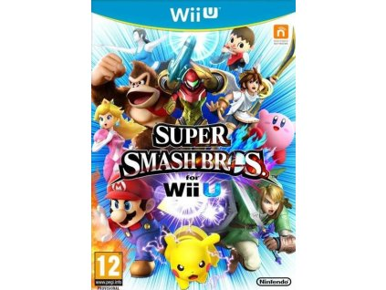 WiiU Super Smash Bros.
