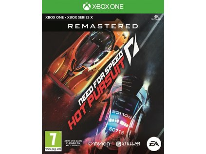 XONE/XSX Need for Speed Hot Pursuit Remastered