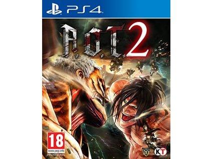 PS4 A.O.T. 2