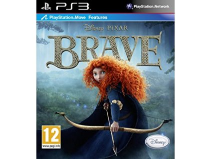 PS3 Disney Brave