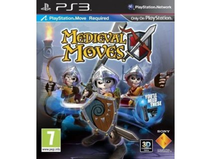PS3 Medieval Moves
