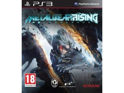 PS3 Metal Gear Rising Revengeance