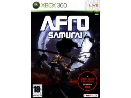 X360 Afro Samurai